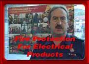 TV03: Fire Protection for Electrical Products